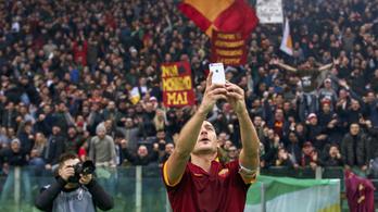 Itt a vége: Totti visszavonul a szezon végén