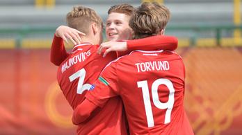 3-2-re legyőzte a franciákat a magyar U17-es válogatott az Eb-n