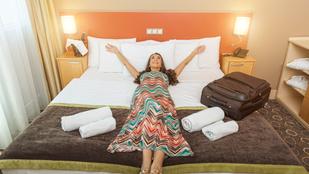 A tökéletes hotel tiszta, és teljesíti a leghülyébb kéréseidet is