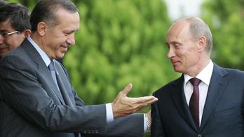 Rég értett egyet ennyire Putyin és Erdogan