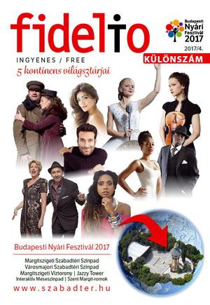 Budapesti Nyári Fesztivál 2017