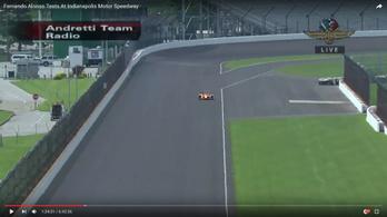 Alonso: Keskenyebb, mint gondoltam!