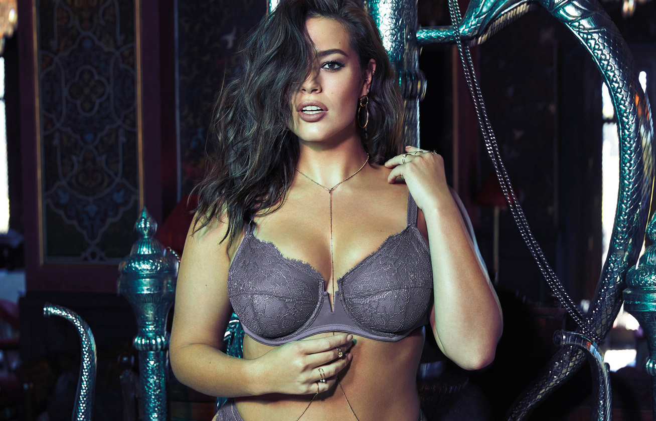 ashley graham v magazin cover