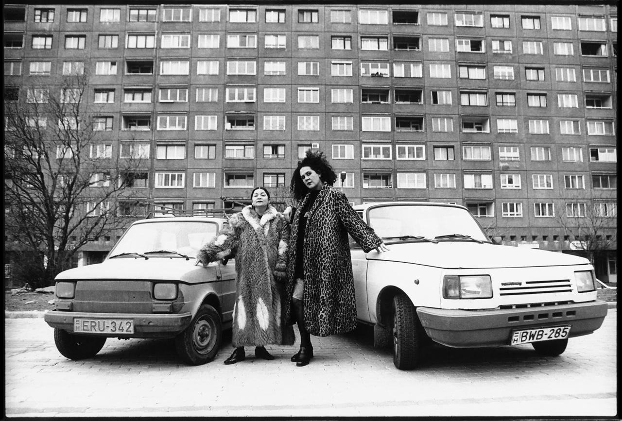 Óbuda, Szőlő utca, 1995