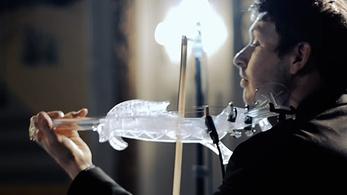 Melyik a jobb: a régi Stradivari vagy a 3d nyomtatóval készített?