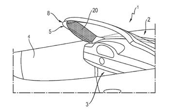Újfajta légzsákot fejleszt a Porsche