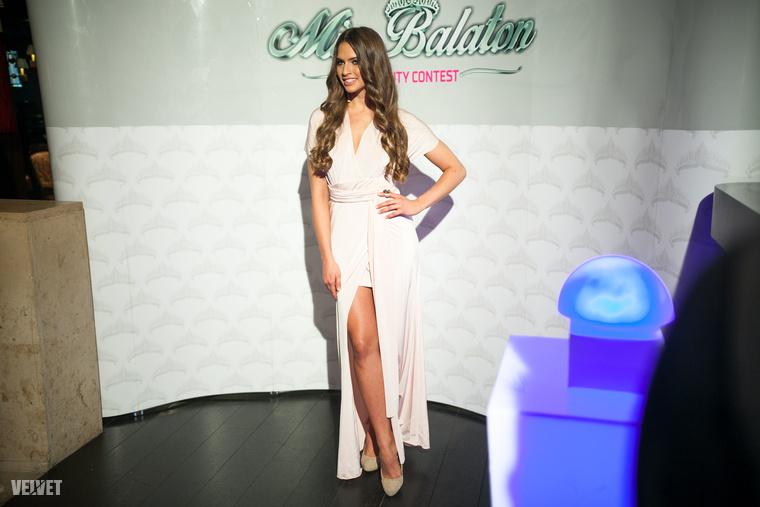 A 2014-es év Miss Balatonja: Király Lili