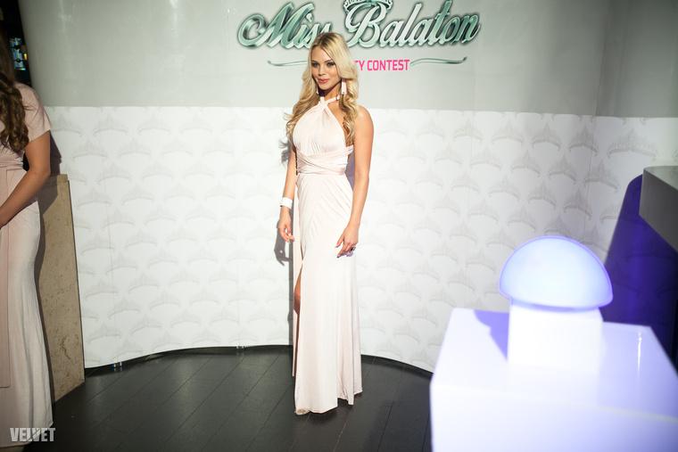 A tavalyi Miss Balaton: Nagypál KrisztinaAki elmondta, hogy a 2017-es megmérettetésen is végig jelen lesz és szurkol az új versenyzőknek