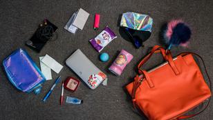 Kvíz: kipakoltuk a táskáinkat, te tippelj, kié!