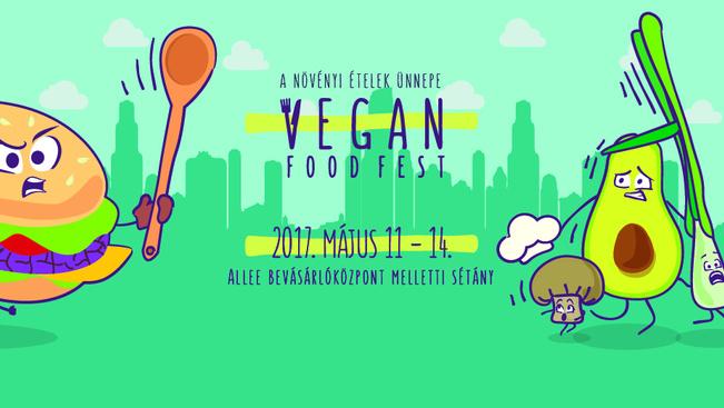 Vegán street food-osok is felsorakoznak a négynapos vegán fesztiválon