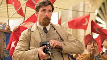 Christian Bale magyar felirattal az örmény népirtásról