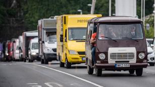 Street food forradalom: miért tüntettek a kajáskocsik?