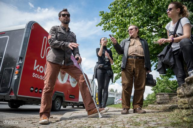 Vad-Horváth Zoltán, a Magyar Street Food Egyesület elnöke a terveikről mesél a Citadellán