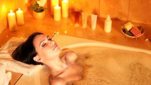 Ezért jó a forró fürdő és a szauna