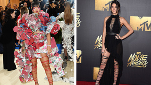 Kinek áll jobban: Rihanna vs. Kendall Jenner