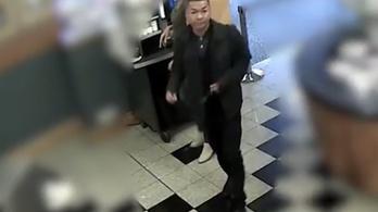 Elegáns tolvaj lopott táskát egy budapesti szállodából