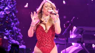 Mariah Carey dekoltázsa autót kapott szülinapjára