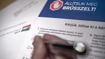 Nem bűncselekmény, hogy a kormány személyes adatokat továbbított egy orosz szerverre