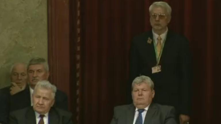 Kiderült, mit keresett Kocsis a Parlamentben