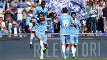 Tízgólos őrületbe torkollt a Lazio meccse