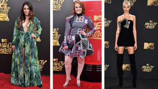 15 döbbenetes szett az MTV Movie & TV Awardsról