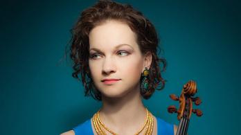 Hilary Hahn a Nemzeti Filharmonikusok sztárvendége a Margitszigeten