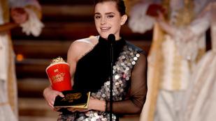 Emma Watson hozta az MTV Movie Awards legjobb pillanatait
