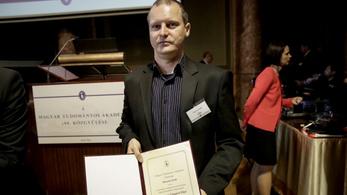 Akadémiai Újságírói Díjat kapott az Index újságírója