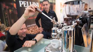 Hipszter és tonikos kávé az első Budapest Coffee Fesztiválon