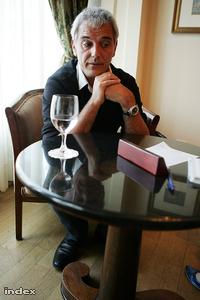 Laurent Cantet (fotó: Barakonyi Szabolcs)