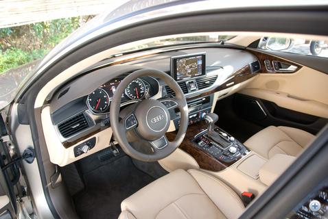 A világos belső minden autót feldob
