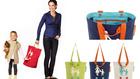 Anya kedvence: arctányér és gyerekfüles táska