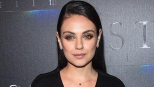Szinte biztos, hogy Mila Kunis egy kémfilm miatt fog vicceskedni Budapesten