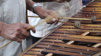 Bach marimbán is klassz