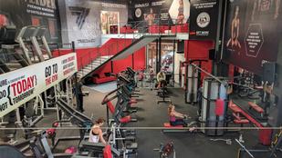 Edzőteremteszt: Fitness 5 & Gym Pólus