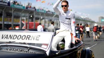 Nagyon jól jön nekem, hogy ilyen a McLaren-Honda