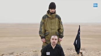 Orosz tiszt lefejezésével jelentkezett az Iszlám Állam