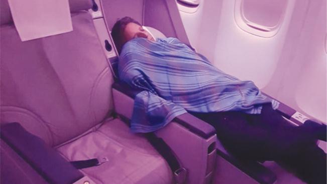 Alváson kapták a pilótát repülés közben