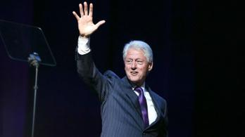 Bill Clinton thrillert ír a Fehér Házról