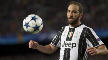 A Juventus-Monaco BL-elődöntő visszavágója percről percre