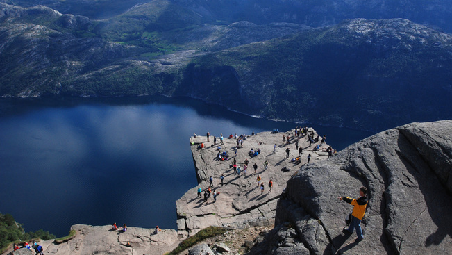Norvégiában vakon van a Google Térkép