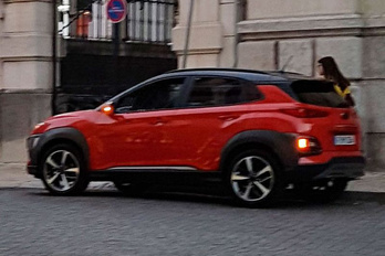 Lelepleződött a Hyundai kis terepjárója