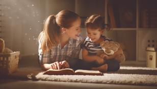 Ezért éri meg sokat olvasni a gyereknek