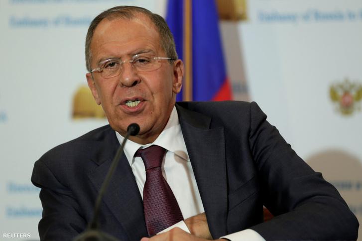 Szergej Lavrov szerint a döntés nem befolyásolja az orosz-amerikai kapcsolatokat