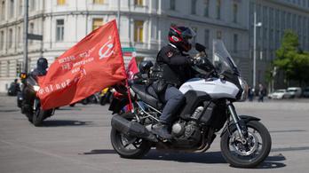 A rendőrség közölte, nem politikai okból hunynak szemet Putyin motorosbandája felett