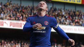 Rooney a játékot jobban szereti, mint a klubját