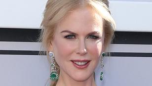 Nicole Kidman akkorát kamuzott, csoda hogy nem szakadt rá az ég