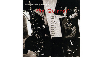 Kultlemez: The Quintet – Jazz At Massey Hall (1953)