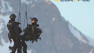 Holland utazást lehet nyerni az Europol rendészeti fotópályázatán
