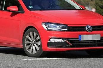 Lelepleződött az új VW Polo